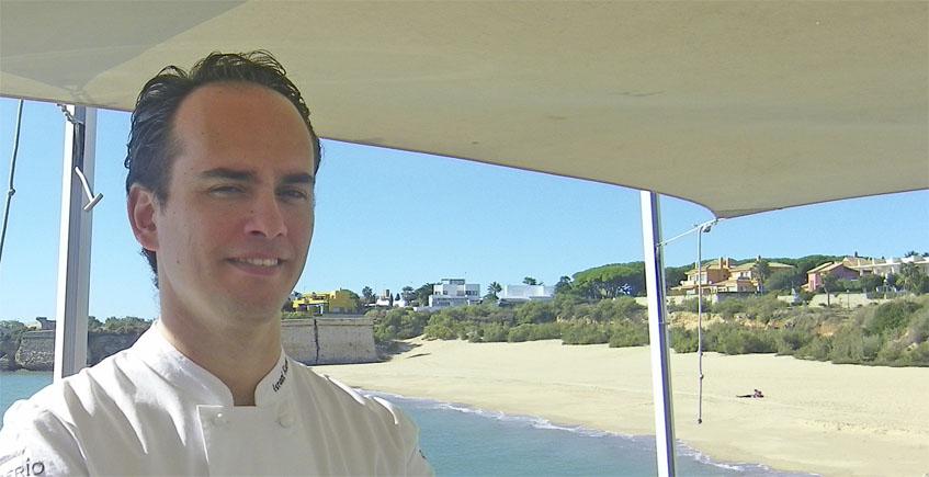 Los chefs Juan Luis Fernández e Israel Ramos, premiados por el Clúster Turístico de Jerez