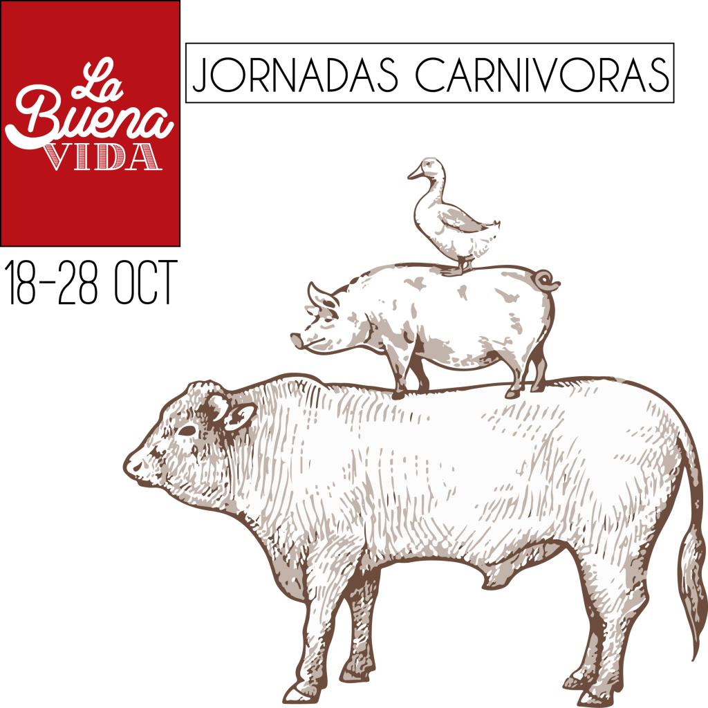 JORNADAS CARNIVORAS 2018