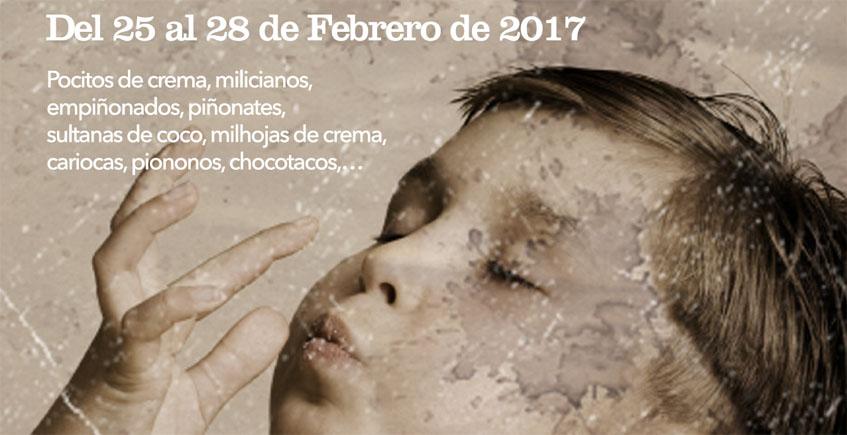 Del 25 al 28 de febrero: Jornadas de dulces antiguos en la pastelería La Rosa de Oro de Jerez