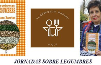 7 de abril. Medina Sidonia. Jornada sobre legumbres con Charro Barrios en El Berrueco Gastro