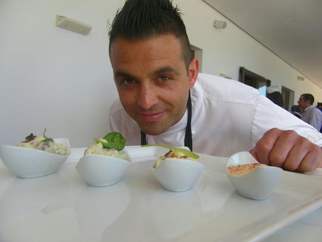 Cocinero José Luis García