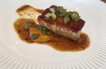 El menú degustación de Viu Espacio Gastronómico
