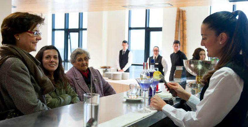 2 de febrero. Cádiz. Cocina asiática en la Escuela de Hostelería