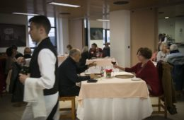 Jueves gastronómico en el Fernando Quiñones de Cádiz