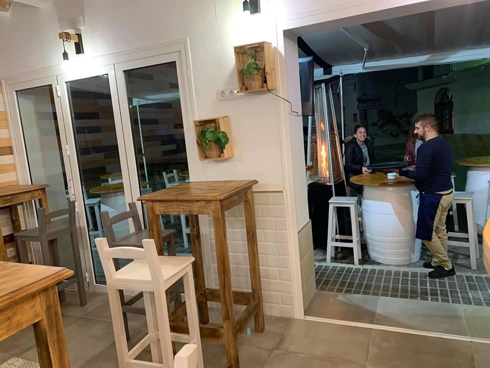 Vista desde el interior. Fotos cedidas por el establecimiento.