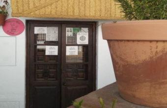 El jabalí del Mesón-Bar La Peña D'Ely