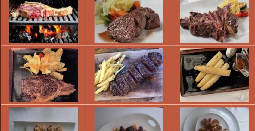 Las carnes de La Castillería
