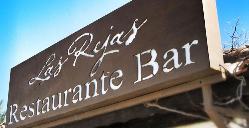 Las almejas finas al ajillo del restaurante Las Rejas