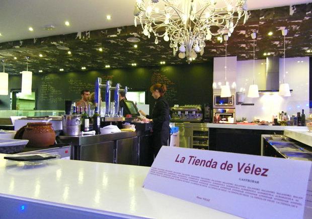 Hasta el 6 de enero. Cádiz. Menús de Navidad en la Tienda de Vélez