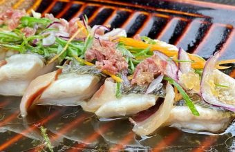 Jornadas dedicadas a la cocina al vapor en Feng Shui Sancti Petri