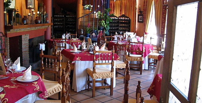 Las manitas de cerdo en salsa del restaurante Los Cachollas