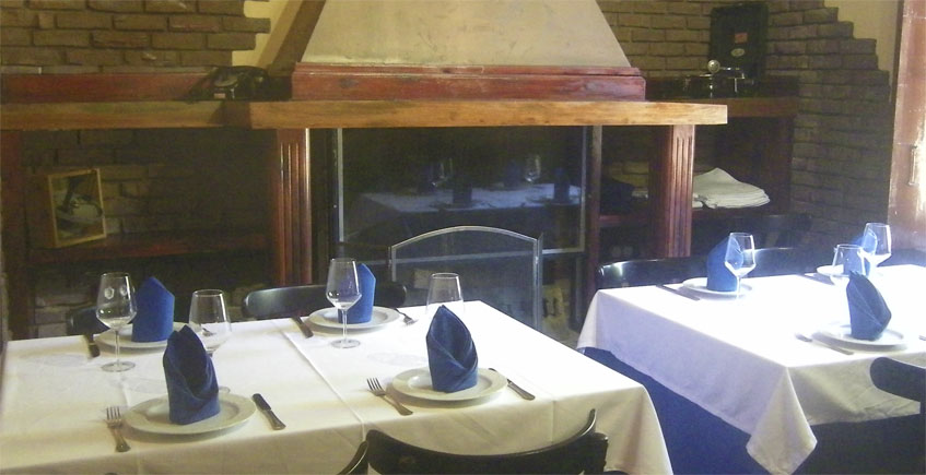 El lomo en manteca del restaurante Los Esteros