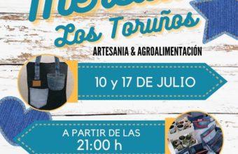 Mercado artesanal y agroalimentario en Los Toruños