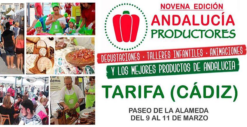 9 a 11 de marzo. Tarifa. Mercado Andalucía Productores