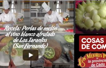 MINIATURA vc perlas melón tarantos