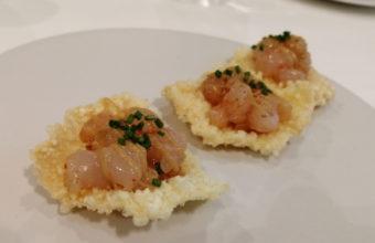 El menú degustación de Mantúa de Jerez
