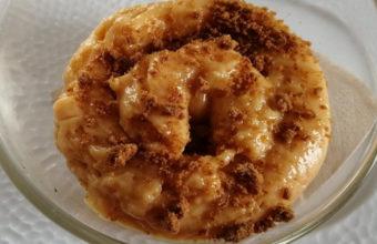 Crema de tocino de cielo y yogur griego de Marambay