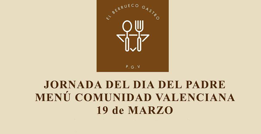 19 de marzo. Medina Sidonia. Menú por el Día del Padre