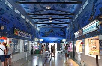 Mercado de abastos de Zahara de los Atunes