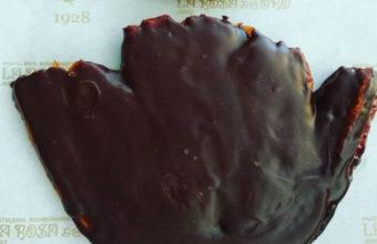 La palmera de chocolate de La Rosa de Oro