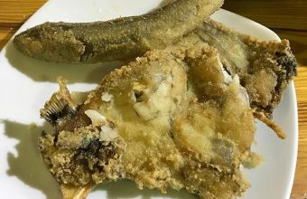 Las pijotas y la ventresca frita de El Minibar