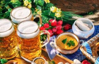 Fiesta de la cerveza en Molly Malone