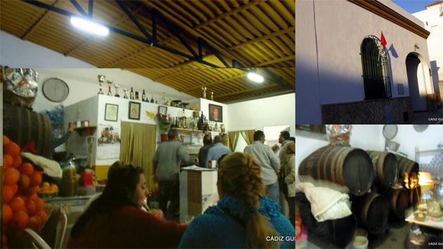 Mosto La Estancia o Juan Chica