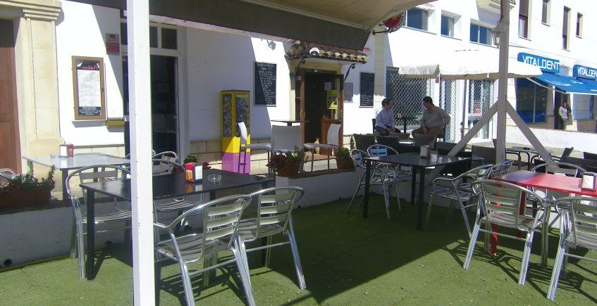 Cafetería cervecería Avenida 34