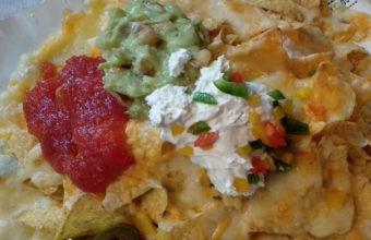 Los nachos de The Cabin