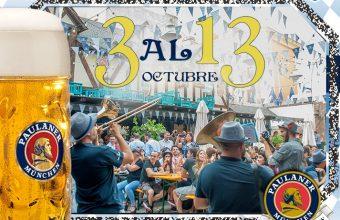 Jerez celebra su Oktoberfest del 3 al 13 de octubre