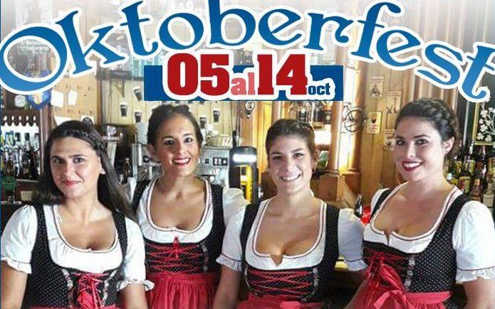 Las fiestas de la cerveza se ponen de moda