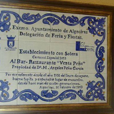 Venta Peña