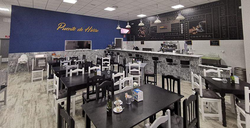 Cafetería Bar Puente de Hierro