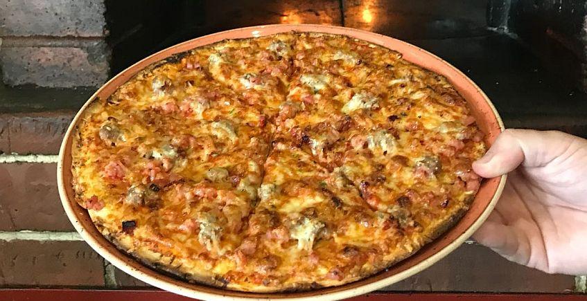 Pizza roteña