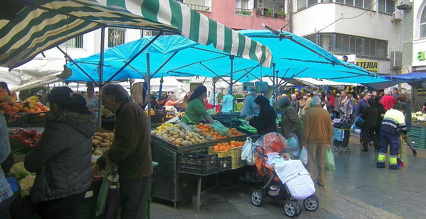 Mercado municipal de abastos Ingeniero Torroja