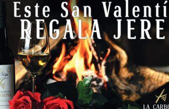 Cenas de San Valentín en La Carboná de Jerez