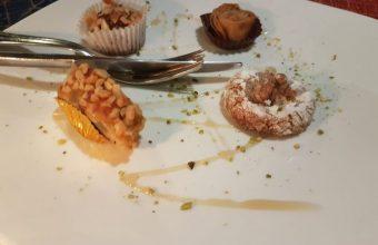 Los pastelitos árabes de El Jardín del Califa