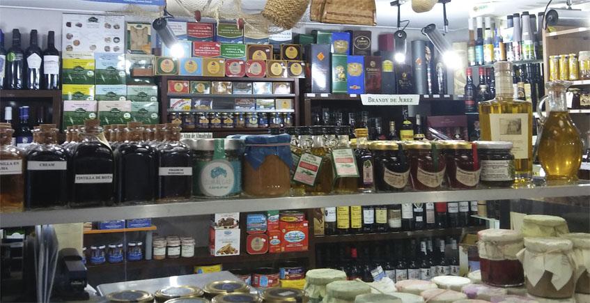 Pelayo Productos de Cádiz