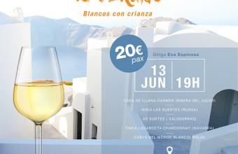 Cata 'Pinta de Blanco tu verano' en El Puerto, el 13 de junio