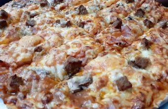 Las pizzas de la pizzería Verona