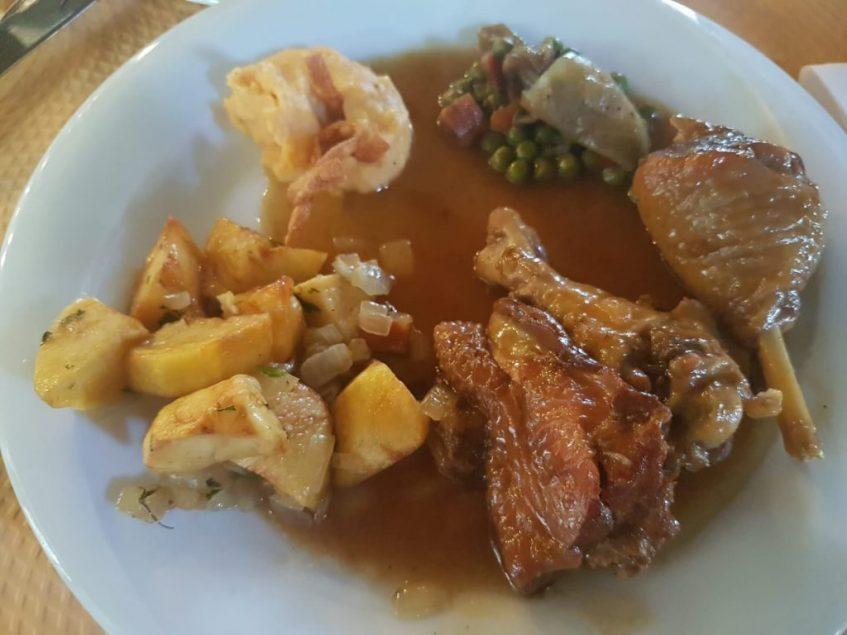 Pollo de Campo El Casaron