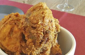 El pollo en adobo de Bienmesabe