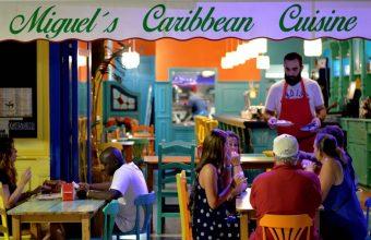 Miguel's Caribbeans Cuisine