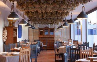Comedor de La Fontana. Foto. Cedida por el establecimiento