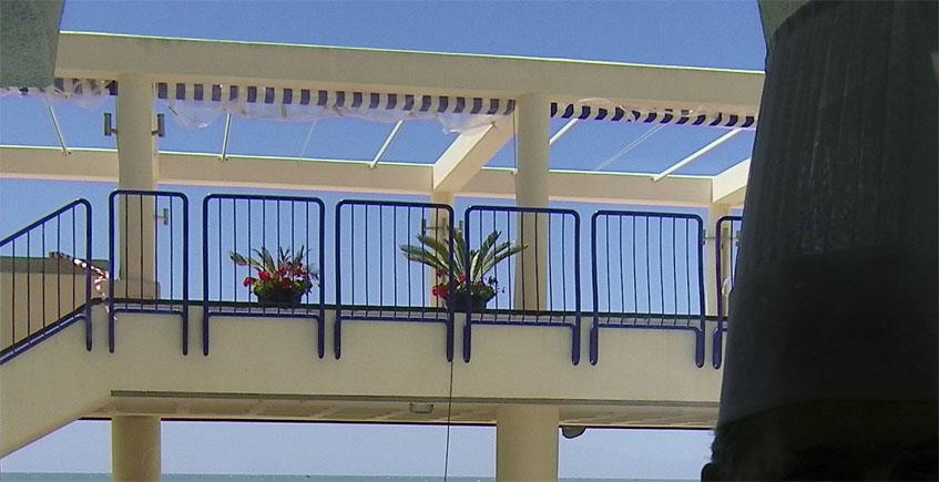 Restaurante Isla de León hotel Playa Victoria