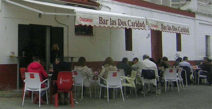 Bar Las 2 Caridad (antiguo El Triángulo)