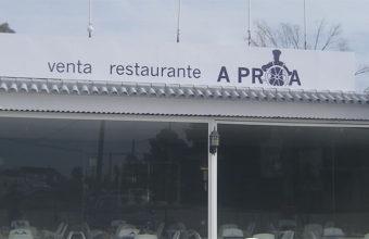 Venta restaurante A Proa