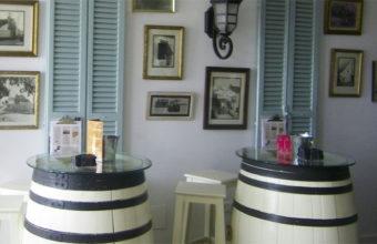 4 de febrero. Olvera. Cata con vinos de Miguel Domecq en Bodeguita Mi Pueblo