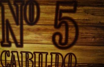 Número Cinco Cabildo