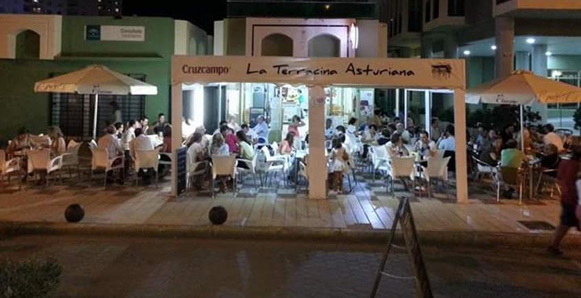La terracina asturiana